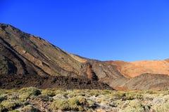 Teide Nationalpark Lizenzfreies Stockfoto