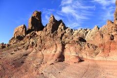 Teide Nationalpark Stockfotos