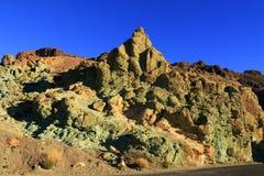Teide Nationalpark Lizenzfreies Stockbild