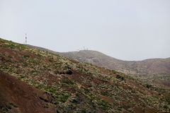 Teide nationalpark Royaltyfri Bild