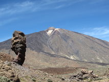 Teide Nationalpark in Tenerife Lizenzfreie Stockbilder