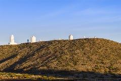 Teide Observatory Stock Photos
