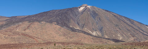 Teide Panorama Stock Images
