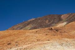 Teide park narodowy Obrazy Stock