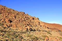Teide Park Narodowy Fotografia Royalty Free