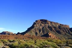 Teide Park Narodowy Obraz Royalty Free