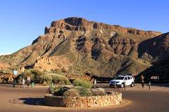 Teide Park Narodowy Zdjęcia Stock