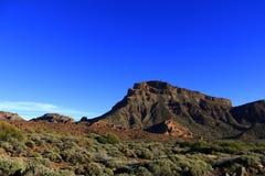Teide Park Narodowy Zdjęcia Royalty Free