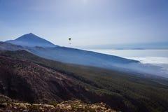 Teide Park Narodowy tenerife Zdjęcia Royalty Free