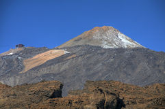 Teide Peak Stock Photography