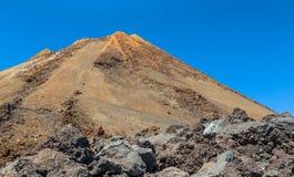 Teide Peak Royalty Free Stock Photo