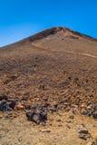 The Teide Peak Royalty Free Stock Photography