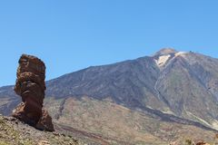 Teide Stock Photography