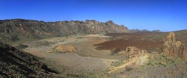 At the Teide, Tenerife Stock Photos