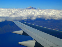 Teide In Tenerife Royalty Free Stock Photography