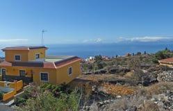 Teide Tenerife Abitante delle isole Canarie Fotografie Stock Libere da Diritti