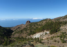 Teide Tenerife Canarian Royalty Free Stock Images