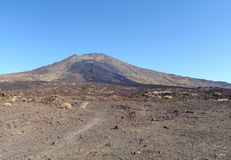 Teide Tenerife Canarian Stock Images