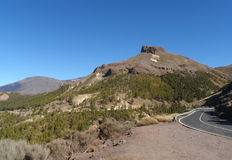Teide Tenerife Canarian Stock Photo