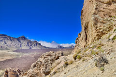 The Teide on Tenerife Royalty Free Stock Image