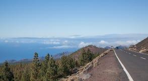 Teide Tenerife volcano Stock Photos