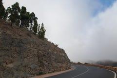 Teide Tenerife volcano Stock Photography
