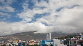 Teide Tenerife volcano Royalty Free Stock Photo