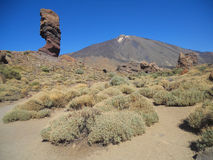 Teide Royalty Free Stock Photo
