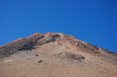 Teide volcano Royalty Free Stock Photos