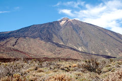 Teide volcano Stock Photos