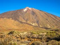 Teide Volcano Royalty Free Stock Photography