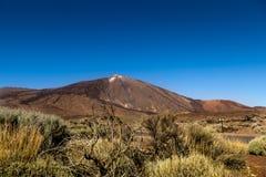 Teide Volcano, Tenerife Stock Photography