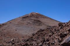 Teide volcano Stock Image