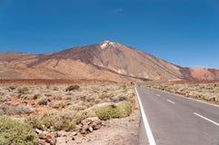 Teide, volcano in Tenerife. Spain. Teide, volcano in Tenerife Island. Spain Royalty Free Stock Photography