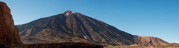 Teide, volcano in Tenerife. Spain Stock Photos