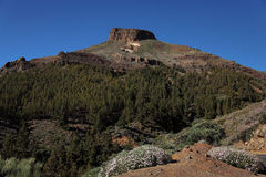 Teide volcano on Tenerife, Spain Royalty Free Stock Photo