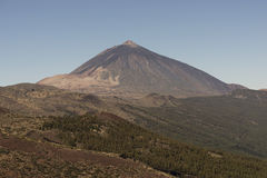 Teide Volcano Royalty Free Stock Images