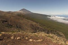Teide Volcano Royalty Free Stock Photos