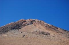 Teide Vulkan Lizenzfreie Stockfotos