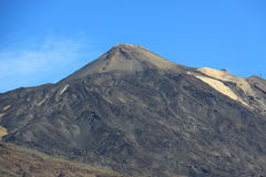teide wulkan Zdjęcia Stock