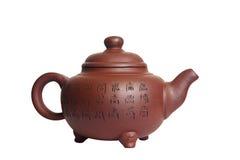 Teiera cinese Fotografia Stock
