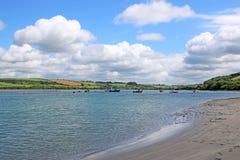 Teifi Estuary, Wales Royalty Free Stock Photography