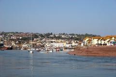 teignmouth Стоковые Изображения RF