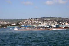 teignmouth стоковое изображение