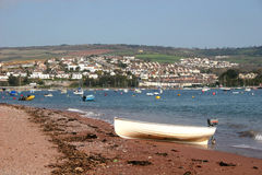 Teignmouth Royalty Free Stock Images