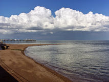 Teignmouth Royalty Free Stock Photo