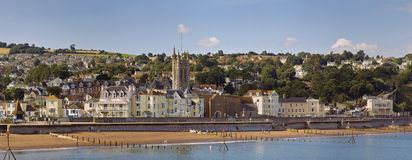 Teignmouth Royalty Free Stock Photos