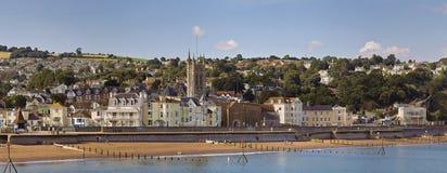Teignmouth Royalty Free Stock Photos
