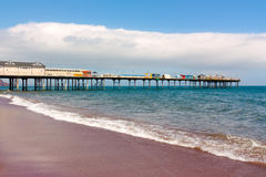Teignmouth Pier Stock Images