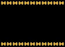 Teigwaren auf dem schwarzen Hintergrund Stockfoto